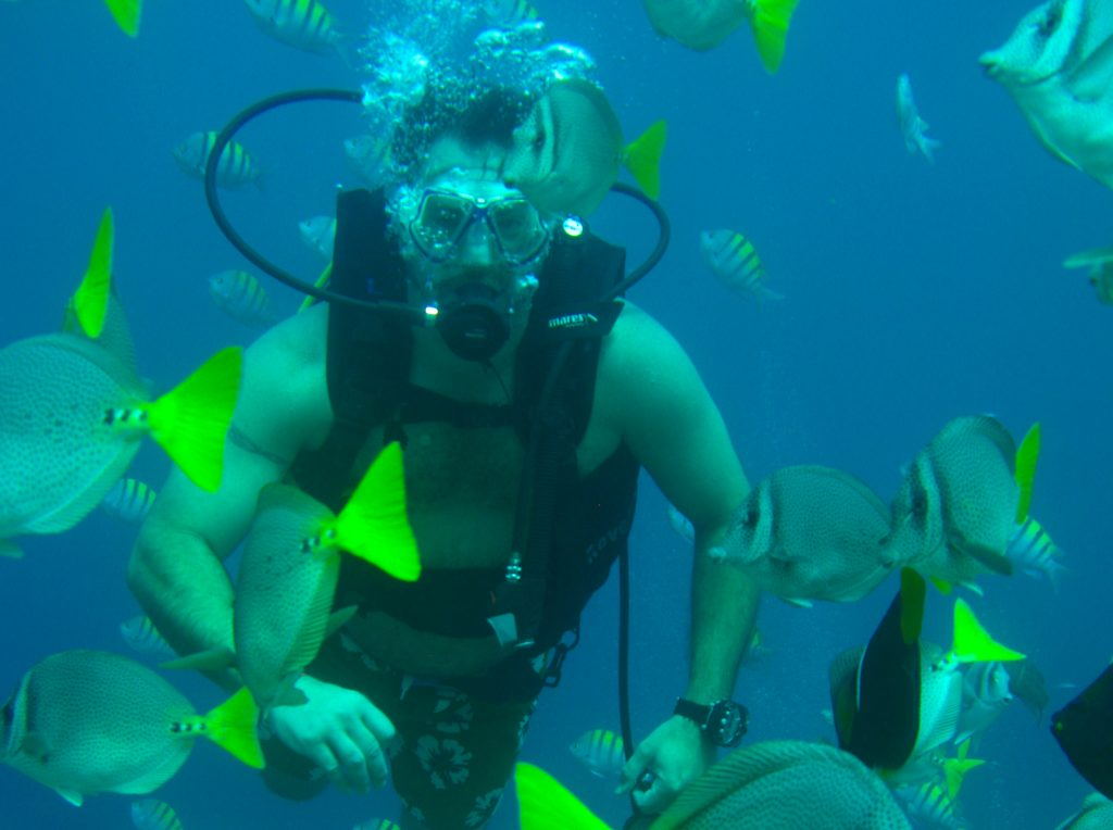 cabo san lucas discover diving excursion