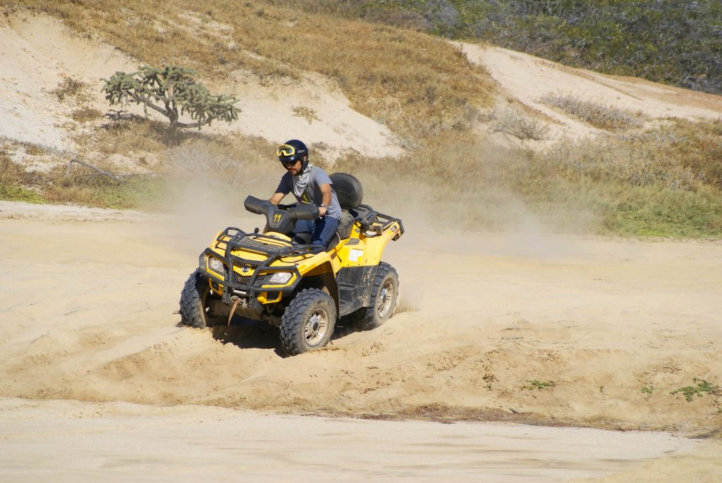 Off ATV Adventure tours in Cabo San Lucas