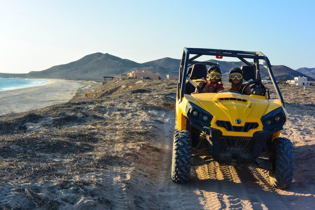 Off Road UTV Cabo Beach tours