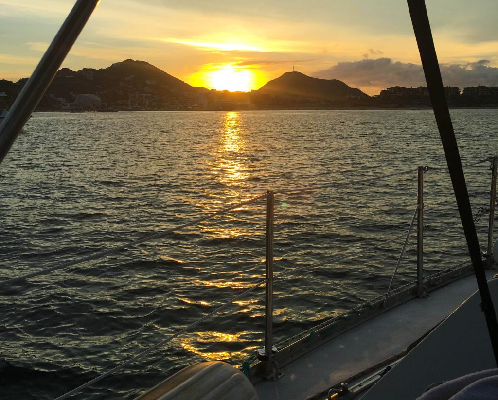 sailing charters sunset cabo
