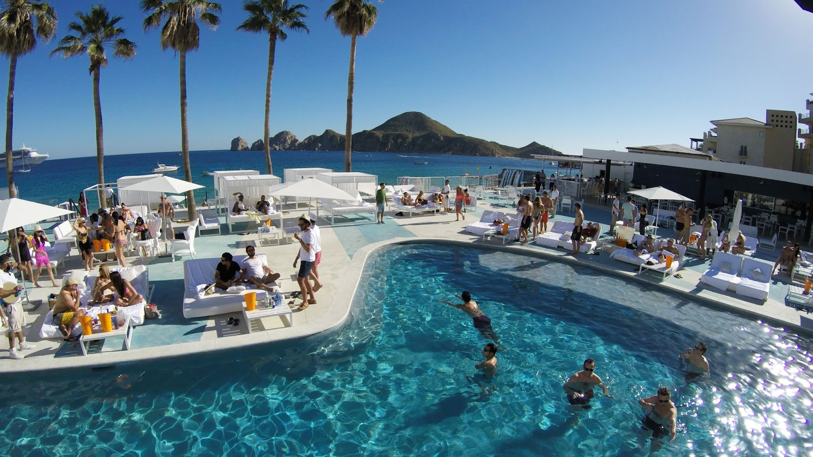 cabo san lucas resort day pass pool