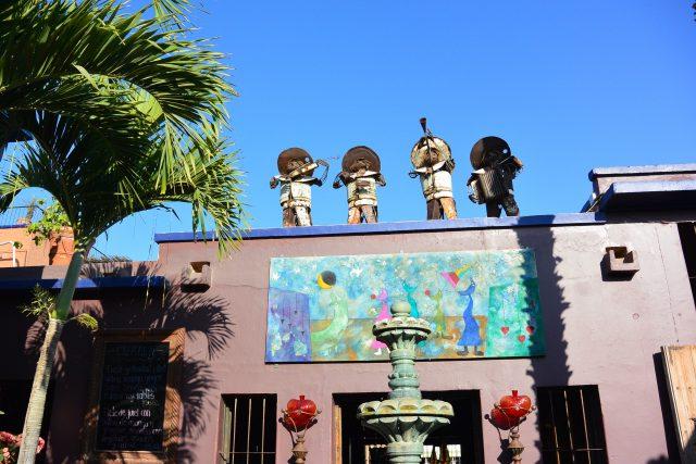 Hotel California Todo Santos