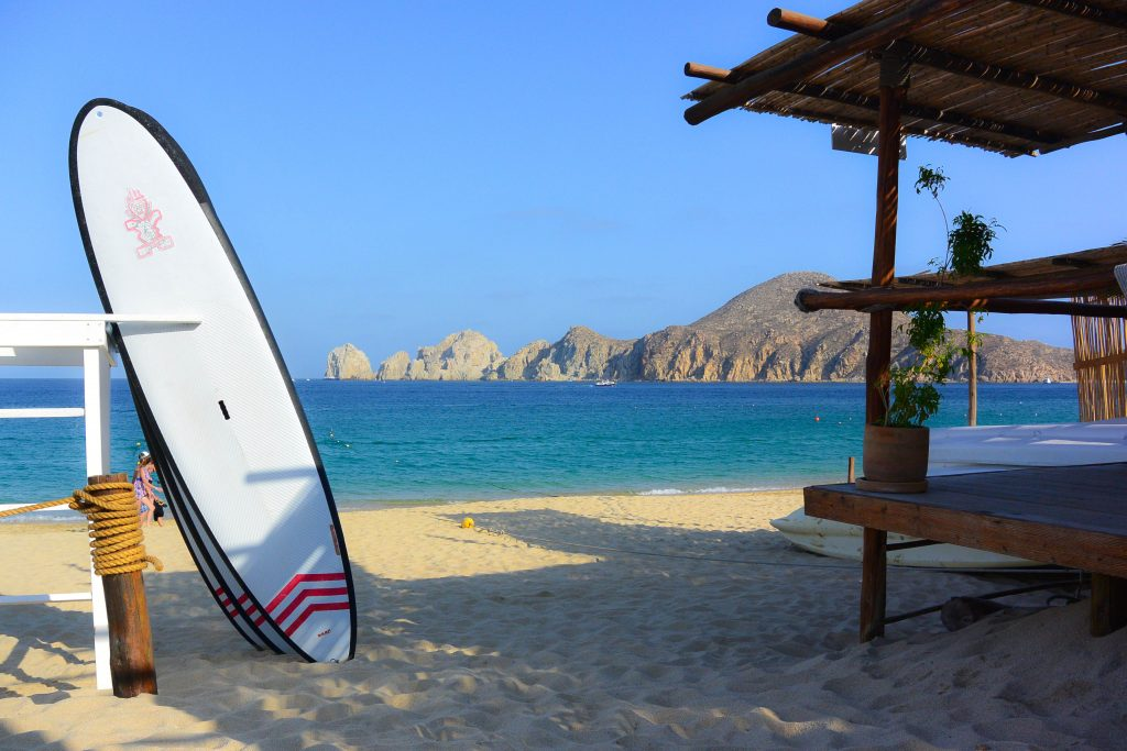 Cabo San Lucas Resort Beach break