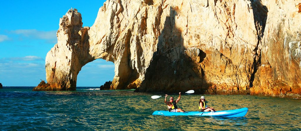cabo resort day pass kayaking