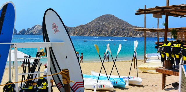 cabo resort day pass with watersports