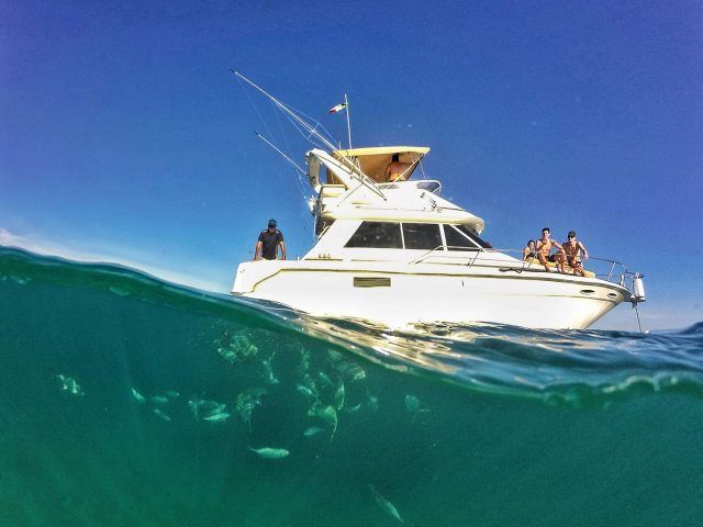 Private fishing tours Cabo