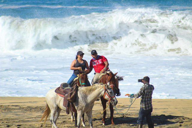 Cabo Horseback rides
